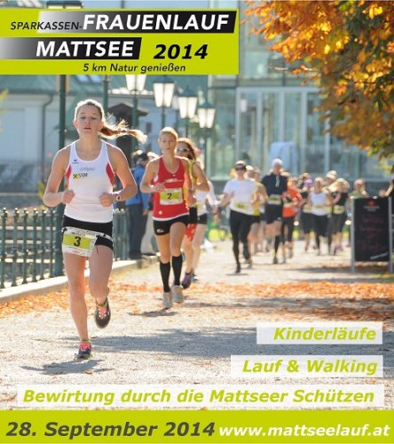 3. Frauenlauf Mattsee