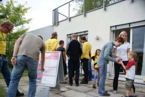 Eröffnungsfest am 25.7.2011