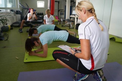 Mitarbeiter-Fitnesschecks