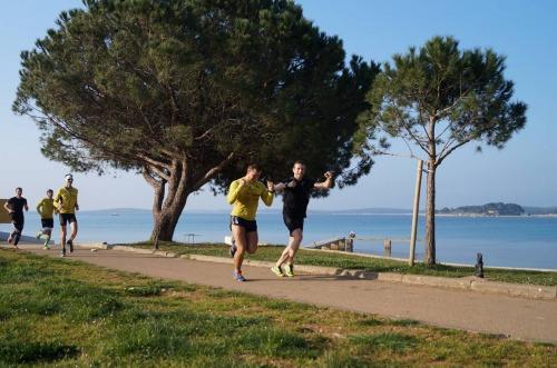 Morning Run-IM 70.3 Pula-Regeneration