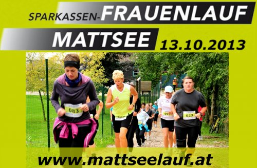 Next Event - Sparkassen Frauenlauf Mattsee