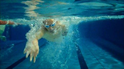 Schwimmtraining und Schwimmkurse Hallenbad Braunau