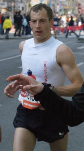 Vienna City Marathon 2011-Bester Salzburger!!!