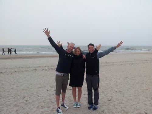 Von Niederalm nach Rostock mit dem Rad an die Ostsee