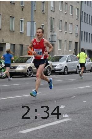 Wien Marathon 2012 Ergebnis