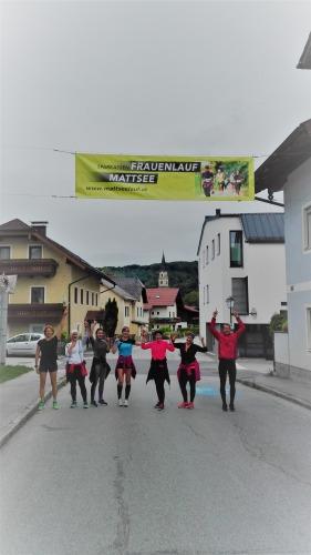 Frauenlauf Mattsee 2017
