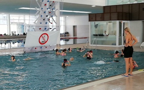 Schwimmkurs Badylon
